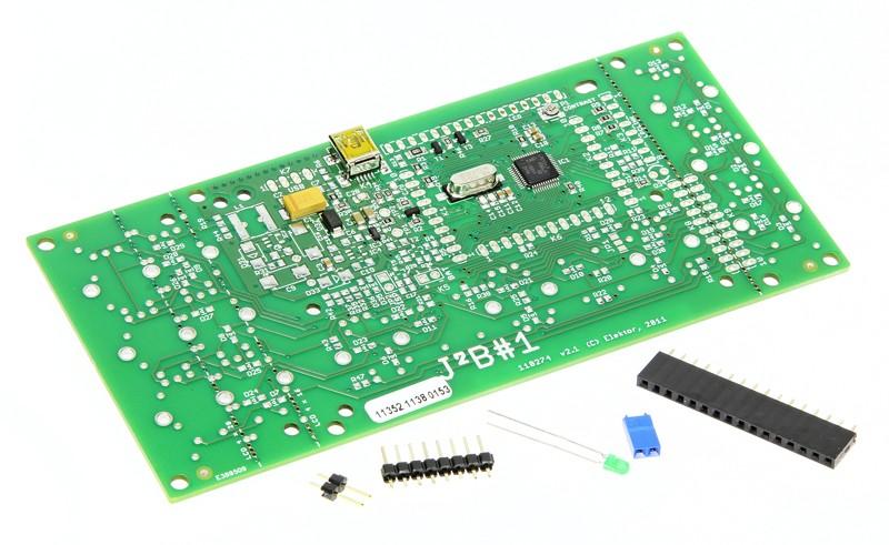 J2B : module IHM universel à ARM Cortex-M3