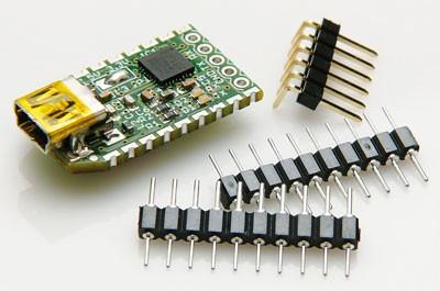 Passerelle USB/série BOB-FT232R