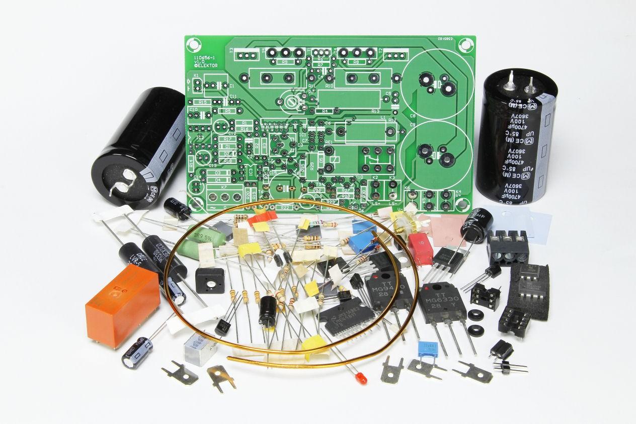 Q-Watt – Ampli de puissance compact (110656-71)