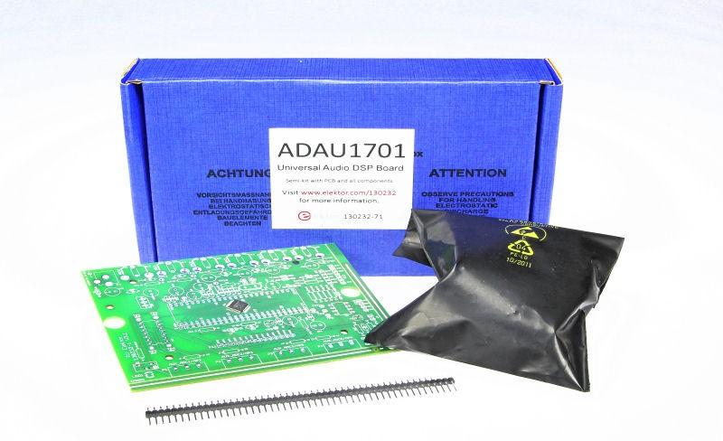 Carte DSP audio universelle à ADAU1701