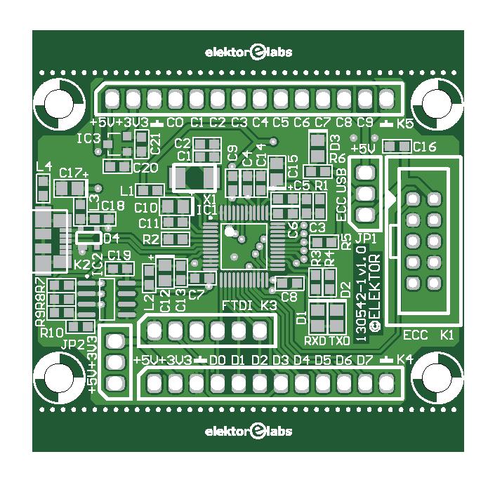 convertisseur USB <-> série (130542-1)