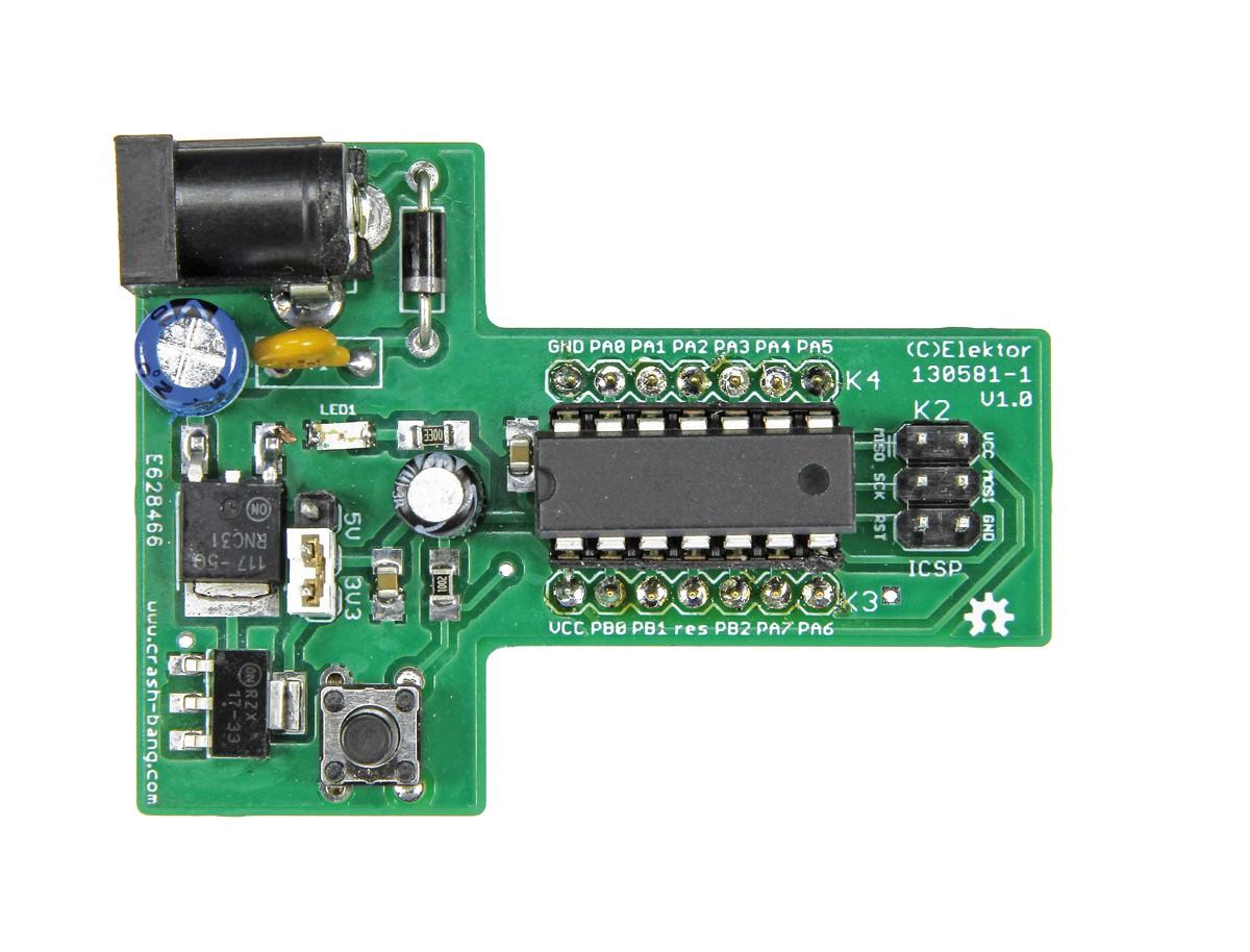 Module T-Board 14 (130581-91)