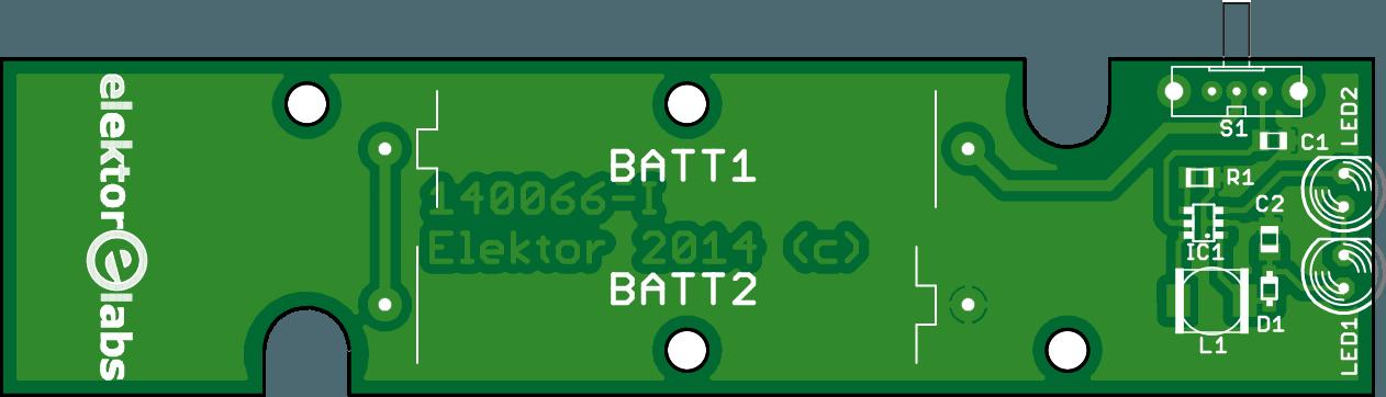 LED de poche (140066-1)