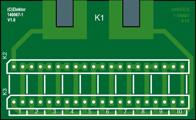 outil pour assortir et classer les LED (140067-1)