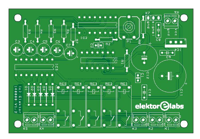 sélecteur radiocommandé (140088-1)