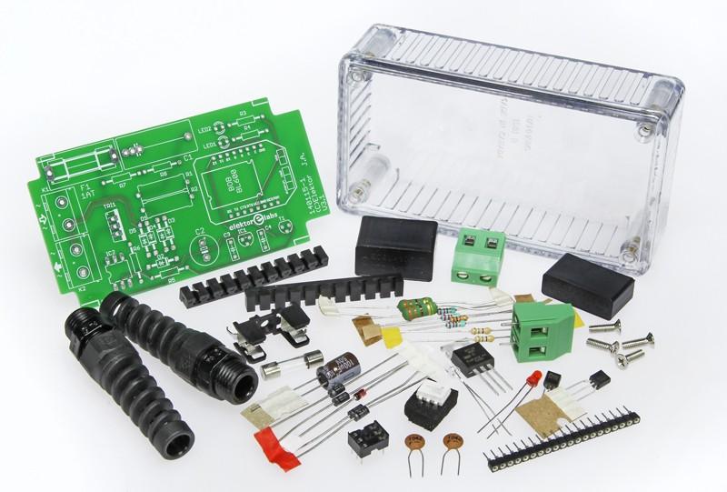 Kit de l'interrupteur Bluetooth avec boîtier Hammond
