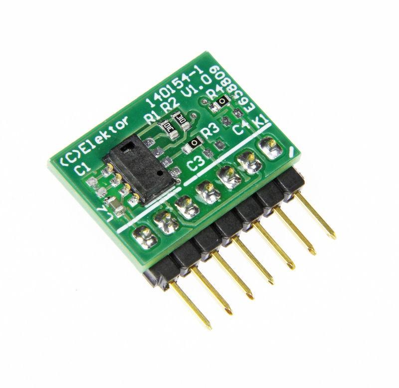 CC2-eBoB capteur d'humidité/de température (140154-91)