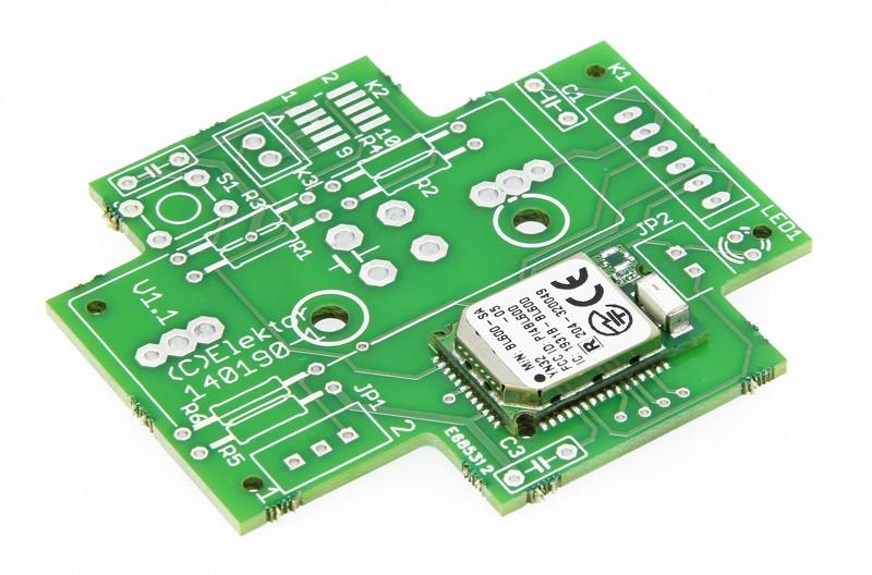 Thermomètre sans fil Bluetooth (140190-91)