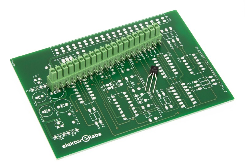Mini-kit ampli-op pour myDAQ (140264-71)