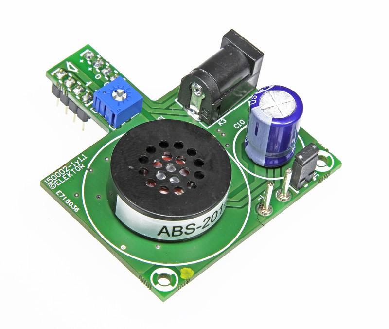 Audio T-Board (150002-91)