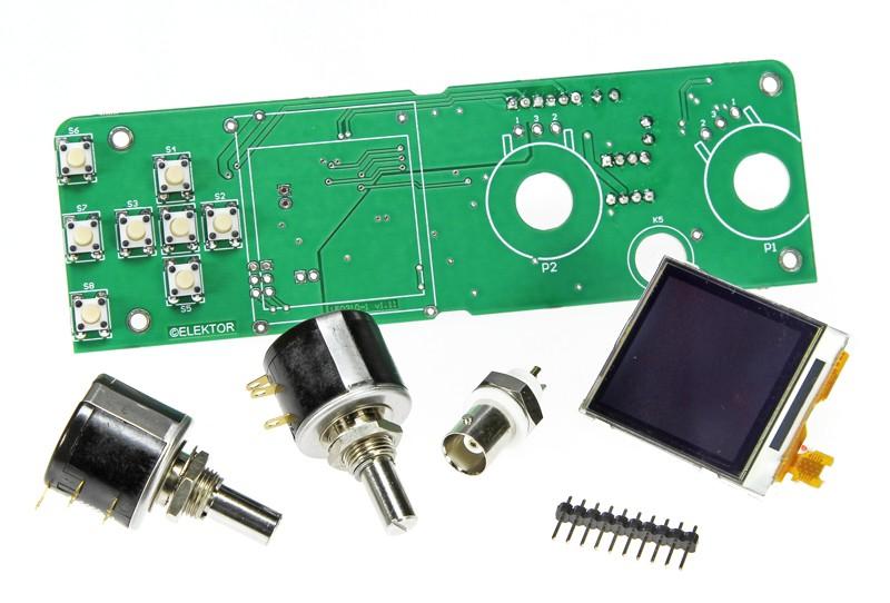 Générateur de fonctions par DDS jusqu'à 10 MHz (150210-91)