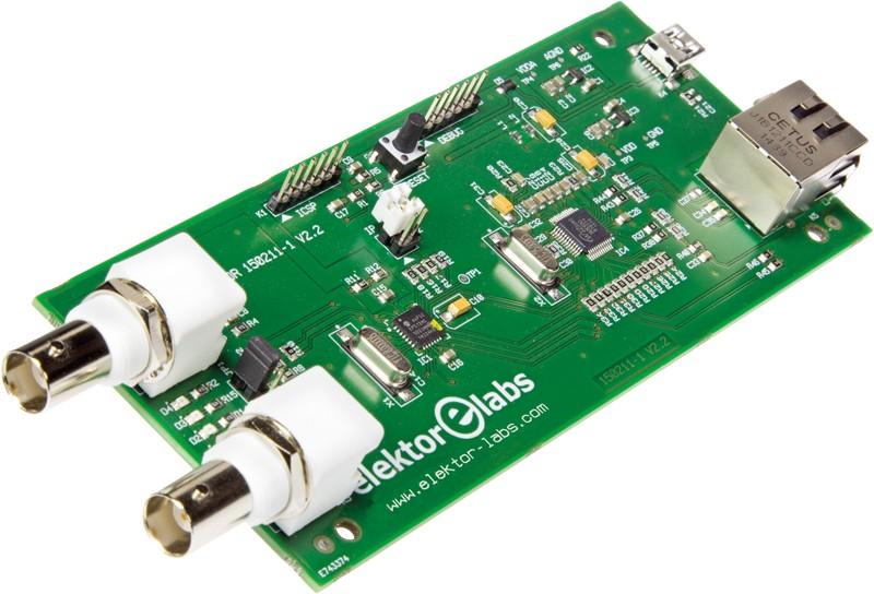 Analyseur de signal par Ethernet (ASPE) (150211-91)