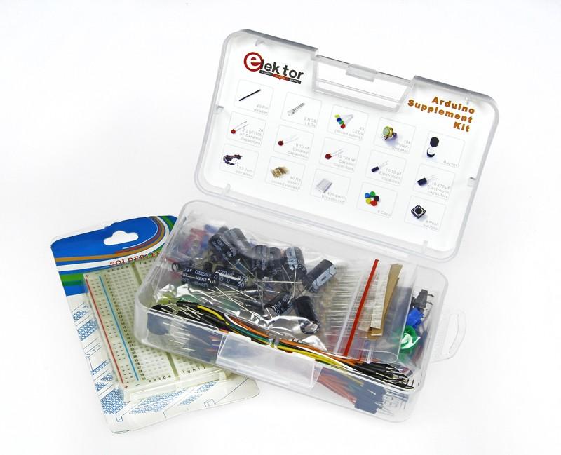 Arduino Supplement Kit
