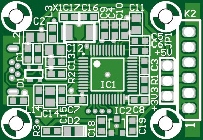 Convertisseur USB-série à haute vitesse (150387-1)