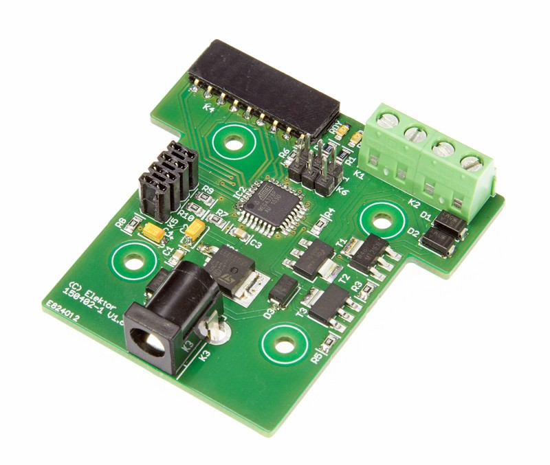 WiFi controller board with Android app (150402-91)
