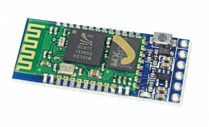 HC-05 Bluetooth Module (150444-91)