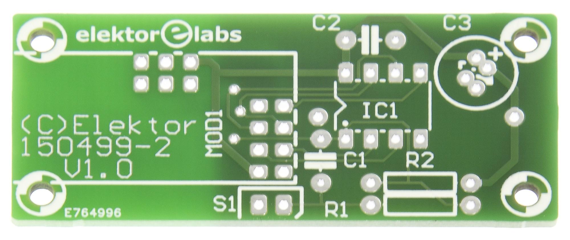 émetteur pour bouton de quiz (150499-2)