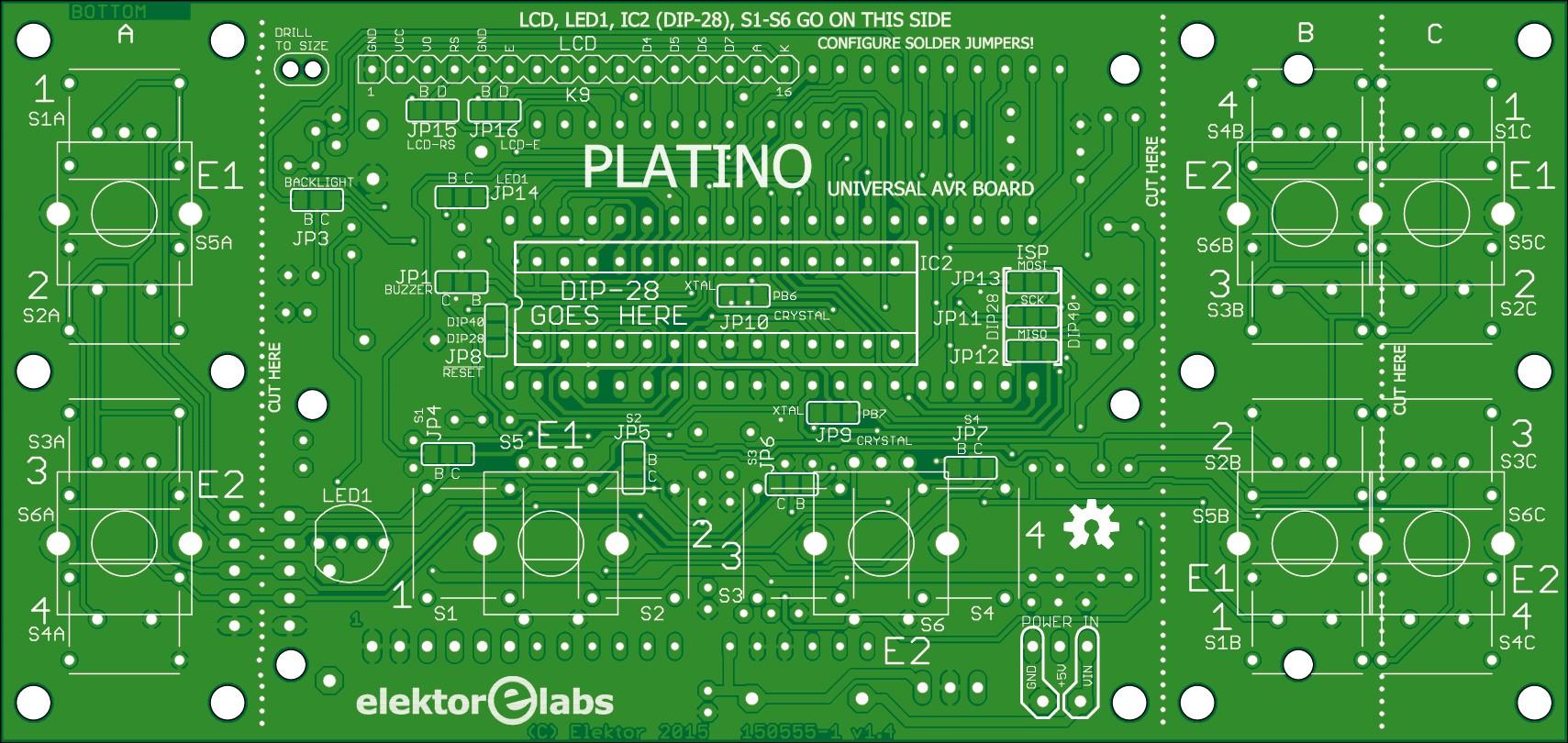 Platino v1.4 (150555-1)
