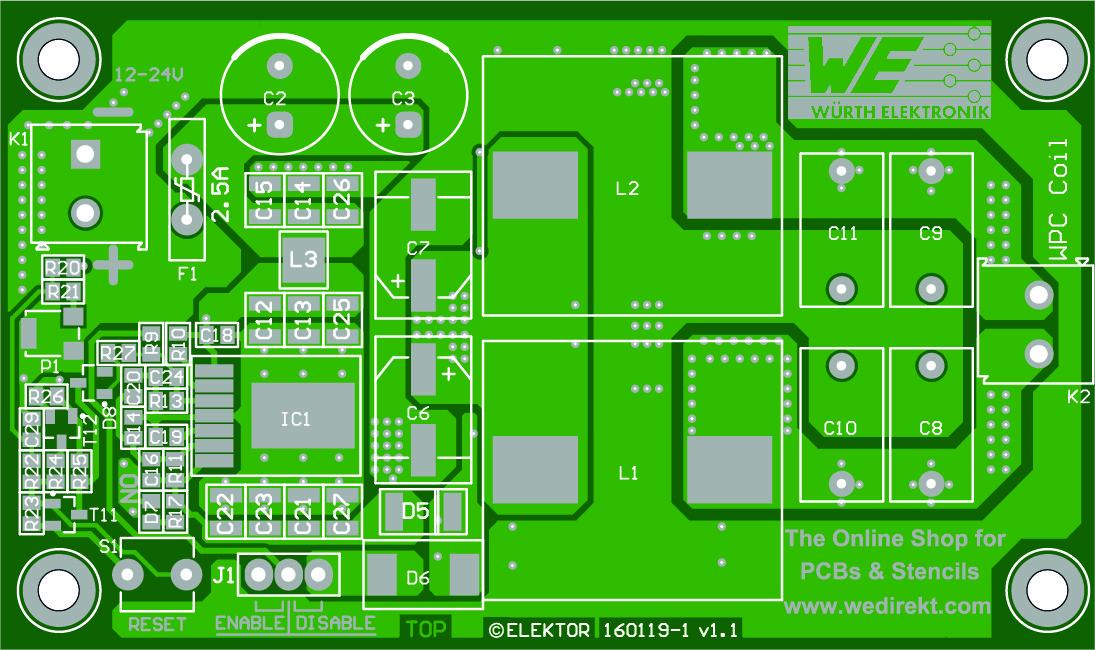 Wireless power converter (160119-1)