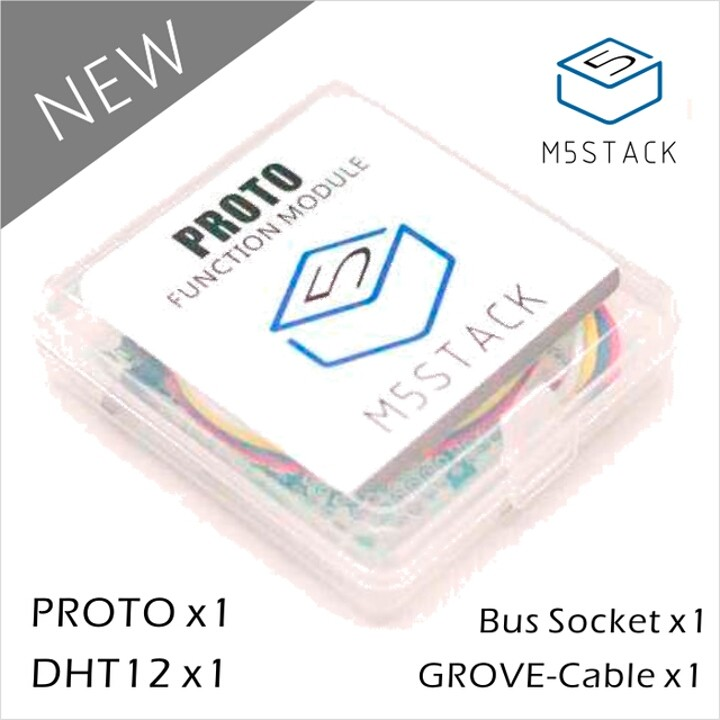 M5Stack Proto Experiment Package