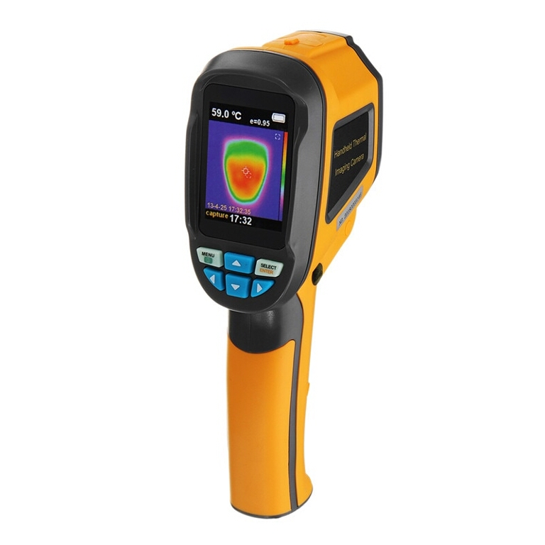 Handheld Thermal Imaging Camera HT-02