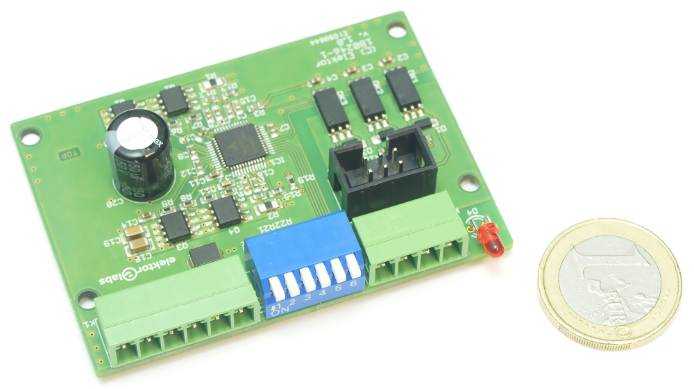 TMC2160 Motor Driver Board – Partly Assembled (190255-91)