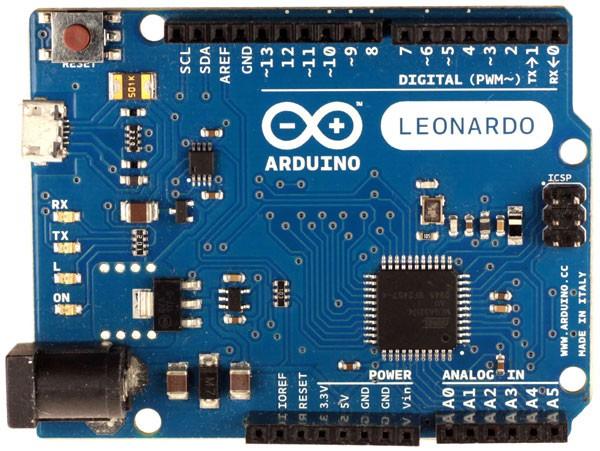 Carte Arduino Leonardo