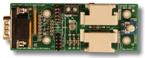 Interface pour capteur (EB003)