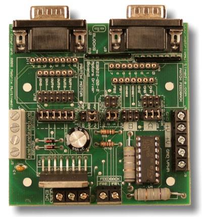 Platine de commande de moteurs (EB022)