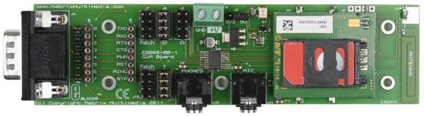 GSM/GPRS board (EB066)