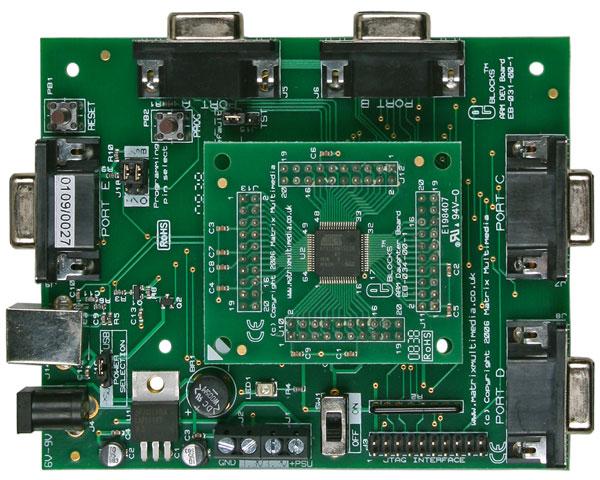 Kit de développement ARM (EB185)