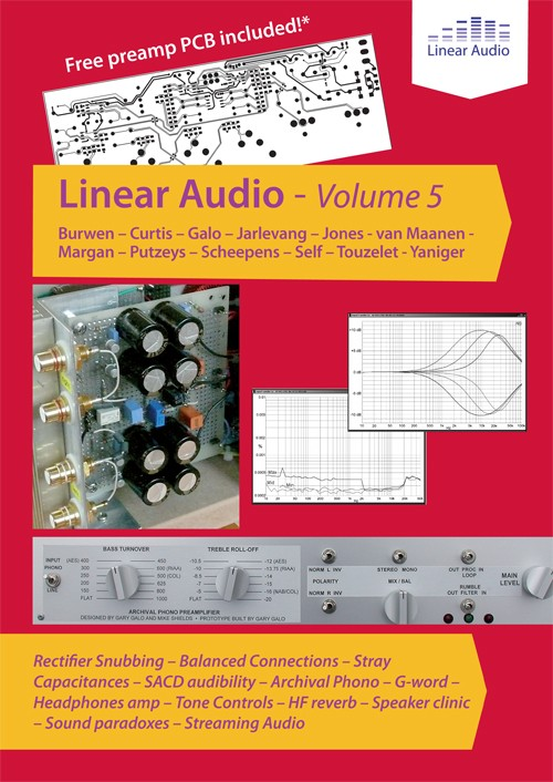 Linear Audio 5