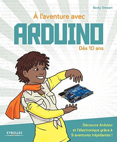 À l'aventure avec Arduino