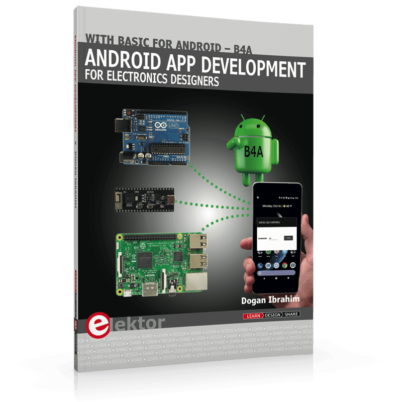Android App Development for Electronics Designers