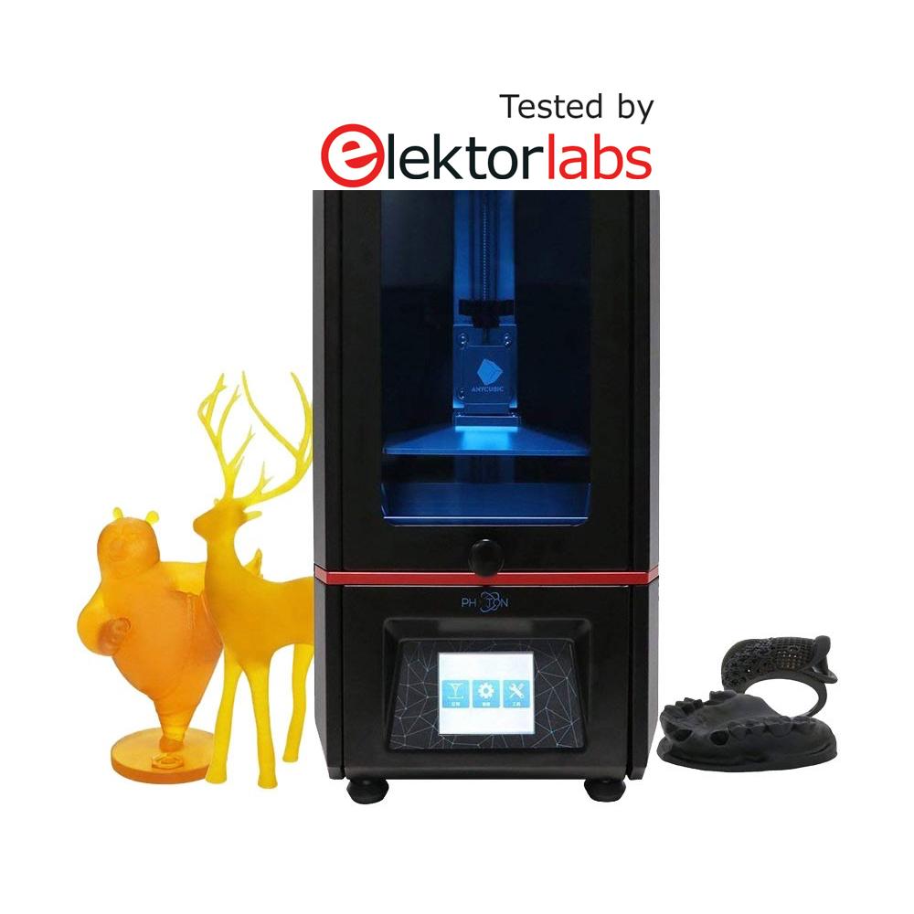 ANYCUBIC Photon – Imprimante 3D UV à la résine