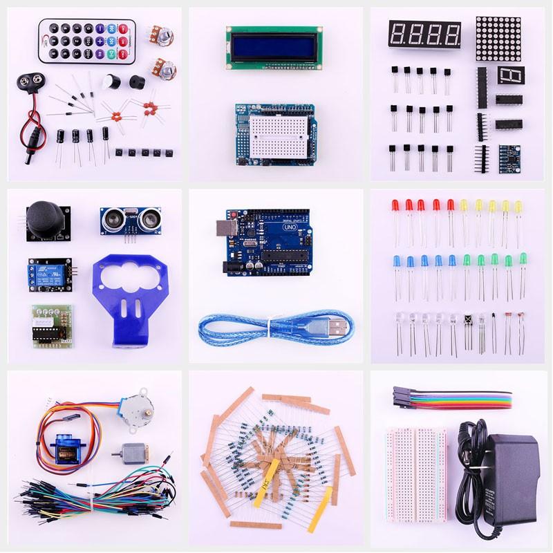 Universal Arduino Learning Kit