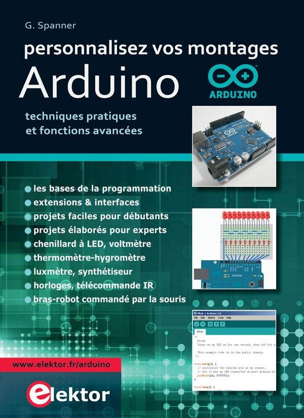 Personnalisez vos montages Arduino