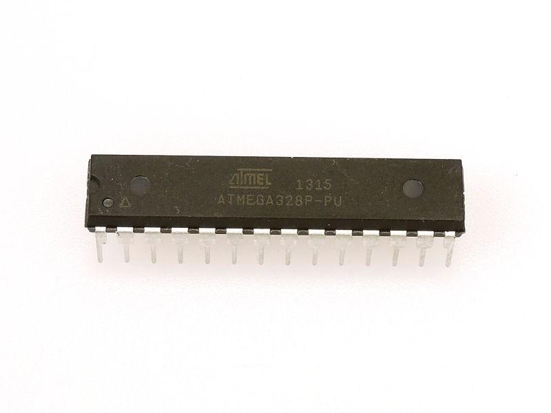 ATMEGA programmé pour récepteur des boutons de quiz (150499-41)