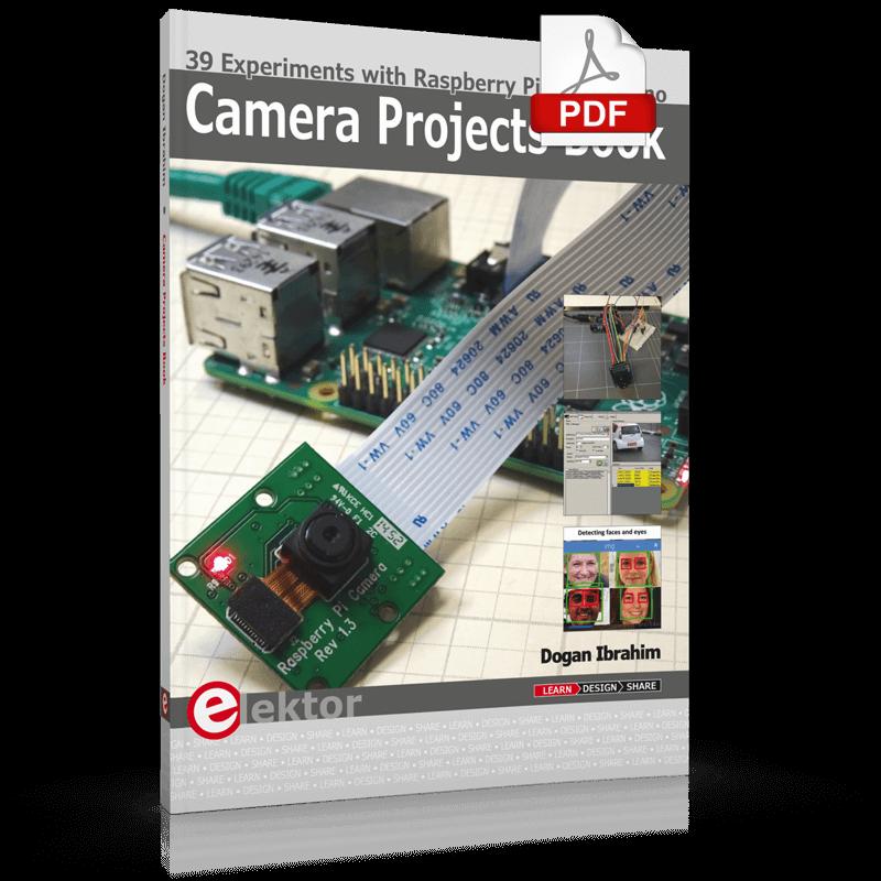 Camera Projects Book (E-book)