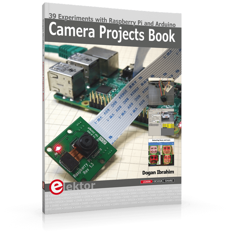 Camera Projects Book