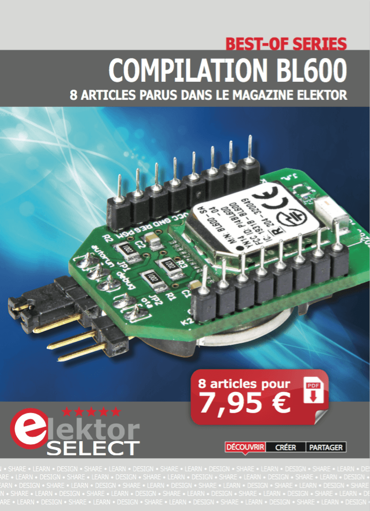 Elektor Select : compilation BL600
