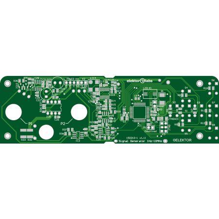 Générateur de fonctions par DDS jusqu'à 10 MHz (150210-1)