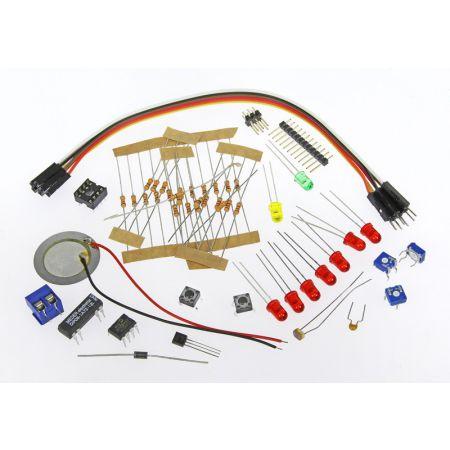 Kit du livre Tuto Arduino Uno – 45 projets électroniques
