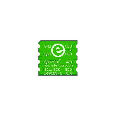 BME280 breakout board, bare PCB - bare PCB (160109-1)