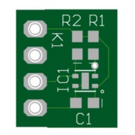 ENS210 humidity sensor BoB - Overview