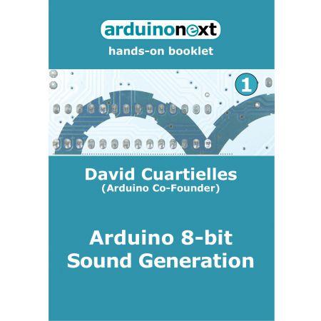 Arduino 8-bit Sound Generation (E-BOOK) - Cover