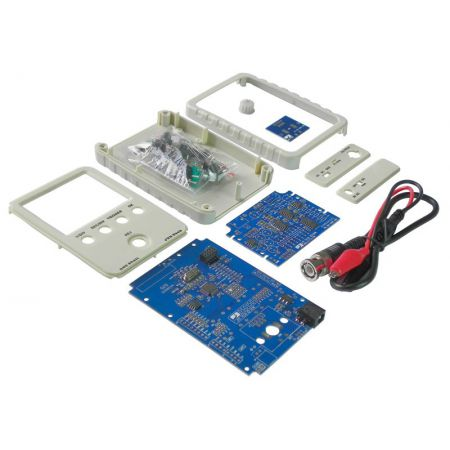 DSO150 - DIY oscilloscope kit