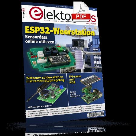 ElektorLabs Magazine Januari/Februari 2019 (PDF)