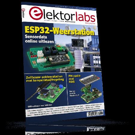 Elektor Magazine NL Januari/Februari 2019