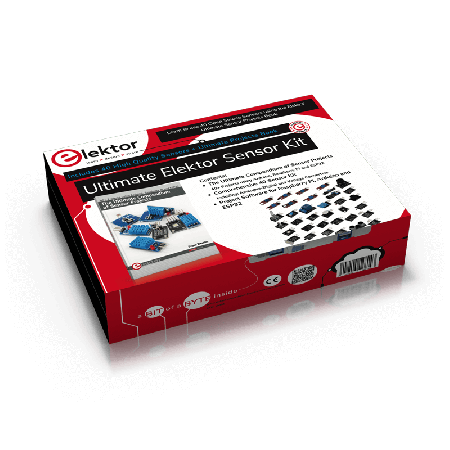 Elektor Ultimate Sensor Kit